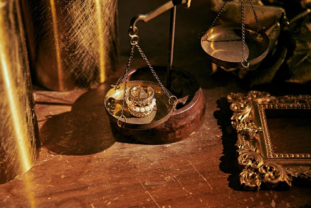 Faith耳骨夾/Hannah Jewelry/特洛伊系列/飾品/誠品生活