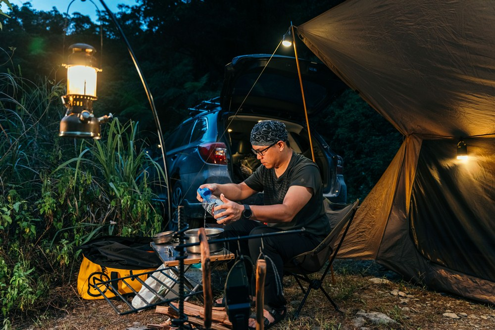 Campfire/營火部落/廖宏達/露營/台灣