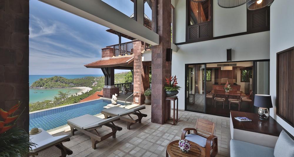 泰國/Pimalai Resort & Spa /Hillside Ocean View Priva