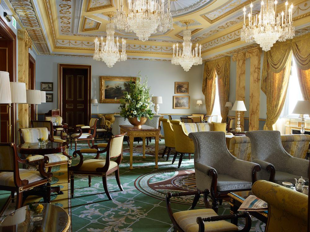 倫敦/The Lanesborough Hotel/總統套房/英國