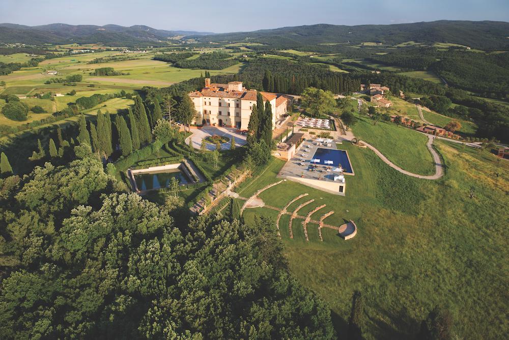 義大利/Belmond Castello di Casole/Exclusive Places