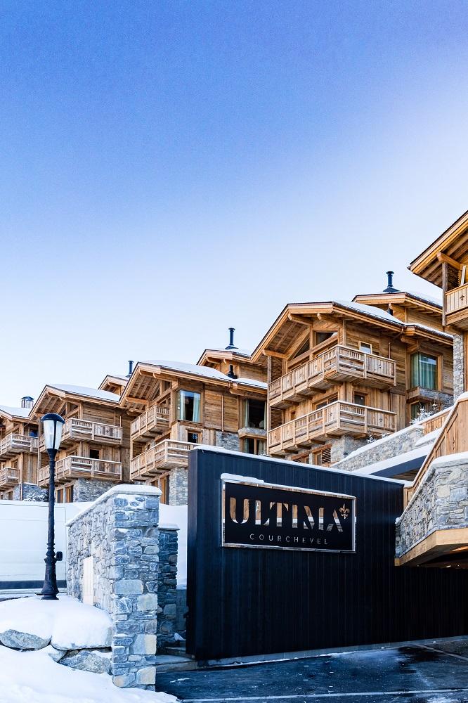 Ultima Courchevel/阿爾卑斯山/法國/小木屋渡假村/滑雪勝地