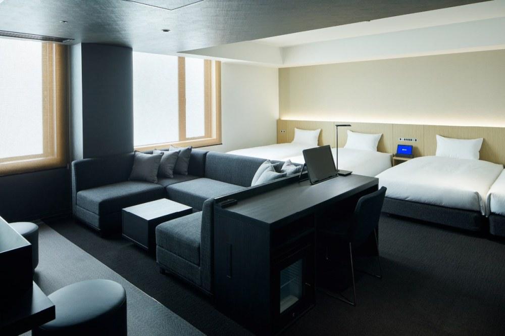 套房/sequence KYOTO GOJO/設計飯店/2020開幕/京都/日本