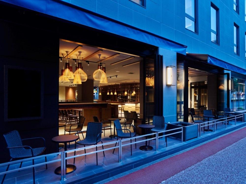 外觀/sequence KYOTO GOJO/設計飯店/2020開幕/京都/日本