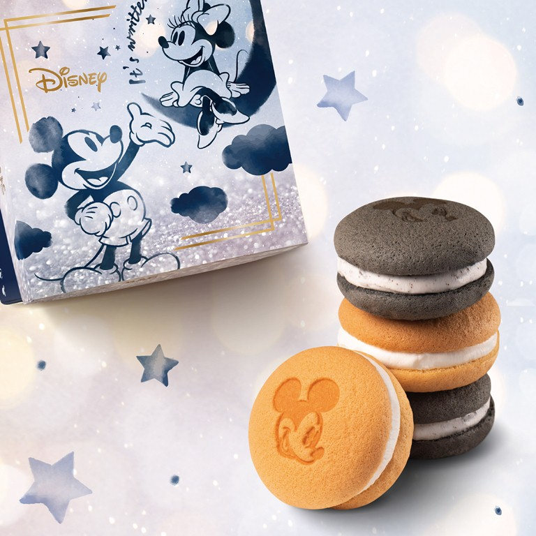 迪士尼系列雪芙蕾/蛋糕/BAC/中秋節/台灣