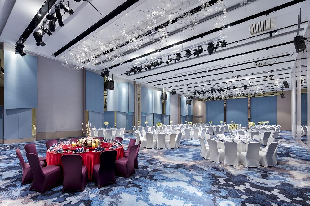 希爾頓酒店/台北/台灣/創意生活/婚禮體驗