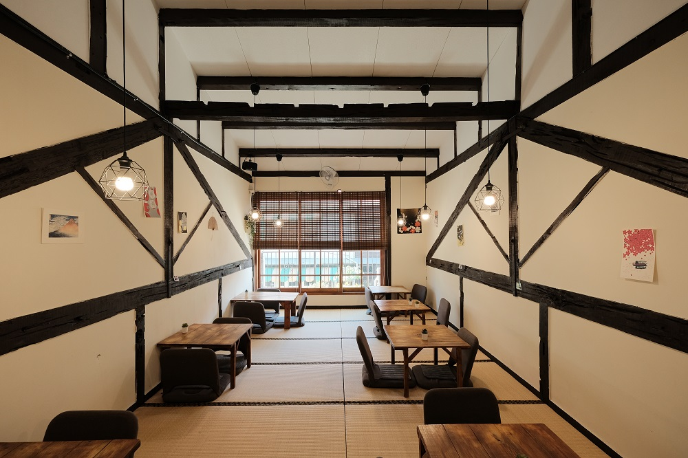 咖啡廳/台灣/美食/老宅改造/日式主題