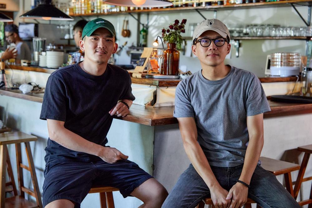 後院 Houyuan/雲林/臺灣/美食/咖啡廳