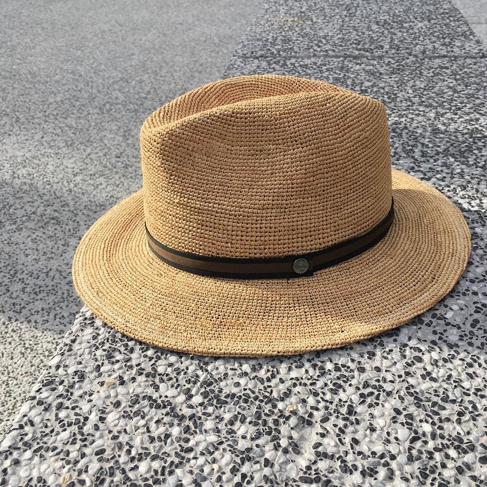 Borsalino/台灣/男士草帽/夏季新款