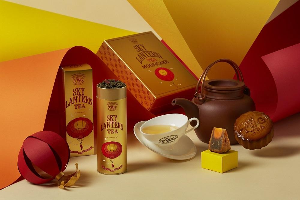 TWG Tea/茶香月餅禮盒/台灣/世界奢華茶葉品牌/宜興茶壺