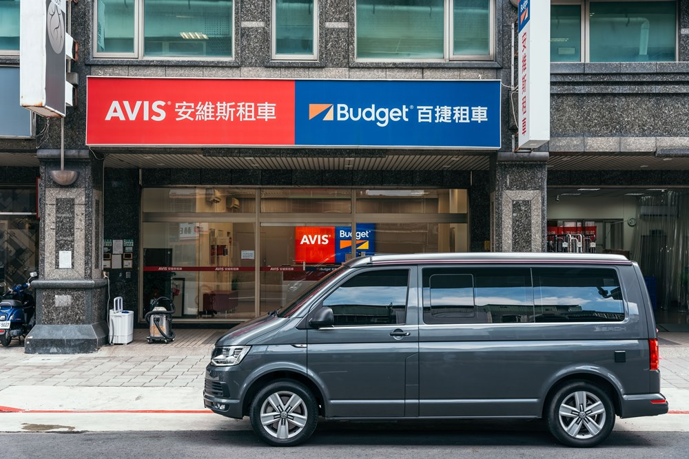 露營車/AVIS安維斯租車/台灣