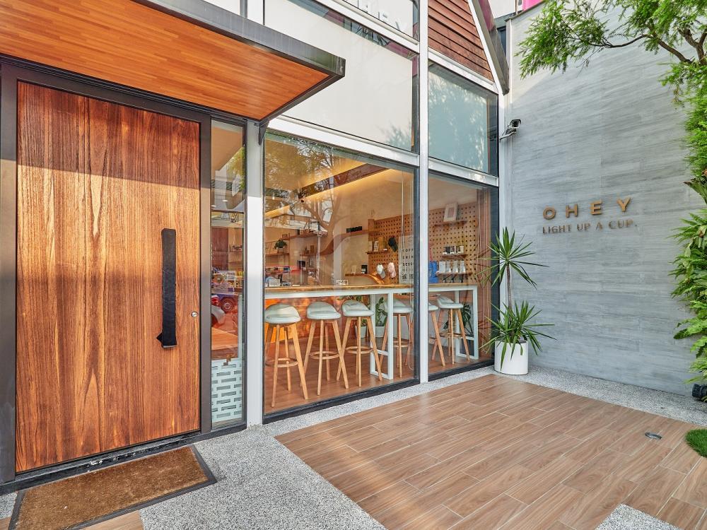OHEY CAFÉ/雲林/臺灣/美食/反璞歸真