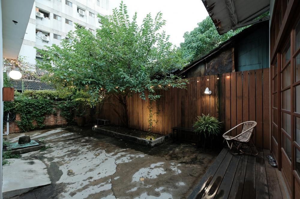 霜空咖啡/嘉義/臺灣/美食/日式老宅
