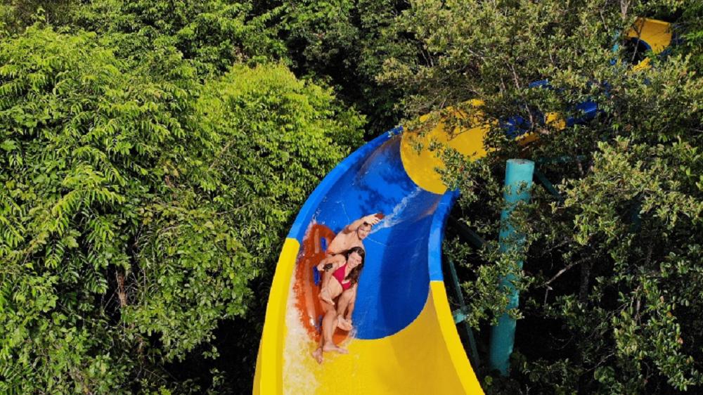 檳城逃生冒險樂園Penang Escape Theme Park/馬來西亞/主題樂園
