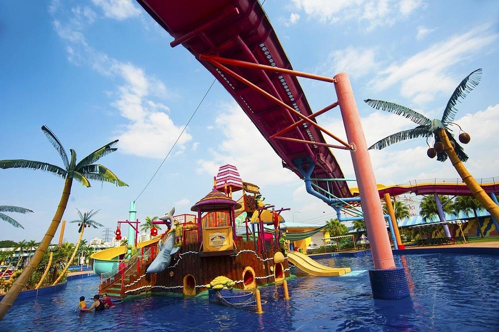迪沙魯水上探險樂園Desaru Coast Adventure Waterpark/馬來西亞/主題樂