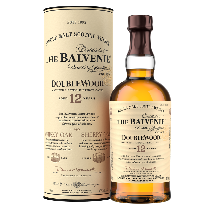 The Balvenie百富12年雙桶單一麥芽威士忌/威士忌男人真心話/格蘭父子/台灣