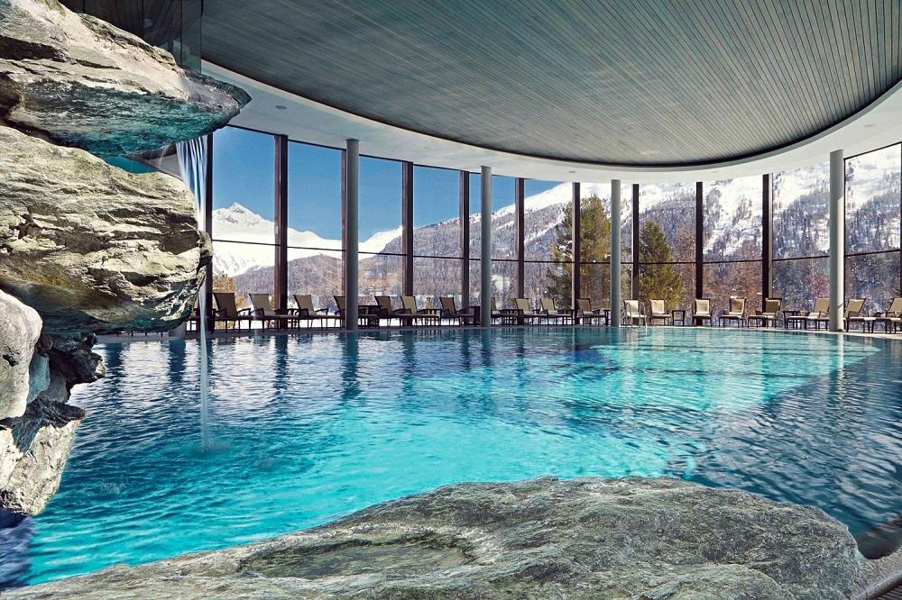 聖莫里茨山Badrutt's Palace Hotel/瑞士/絕景飯店