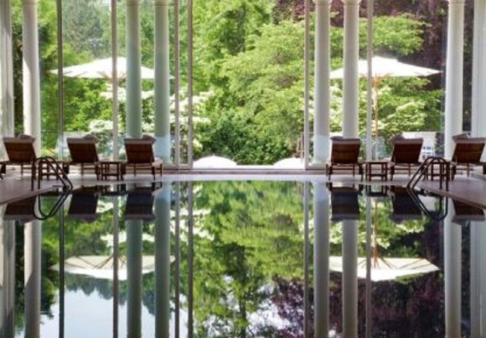 巴登巴登Villa Stephanie by Oetker Collection/德國/絕景飯店