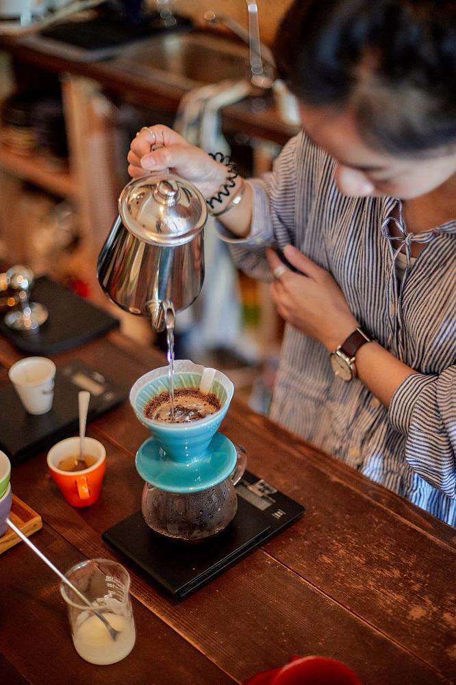 加加家珈琲/台南/台灣/美食/手沖咖啡