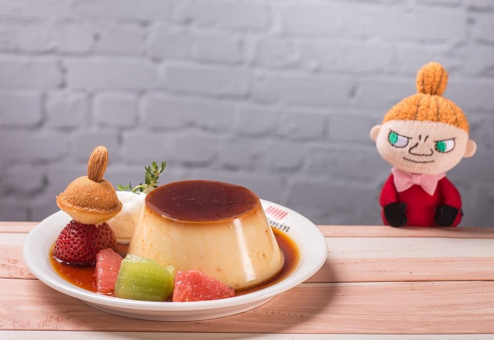 Moomin Café 嚕嚕米主題餐廳/台北/台灣/美食/限定菜單