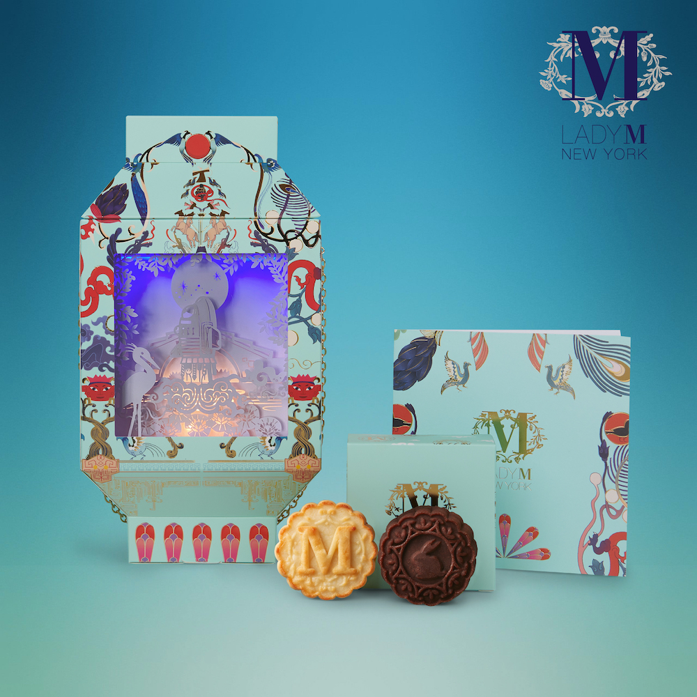Lady M 奔月禮盒/中秋禮盒/台灣/售價2280元