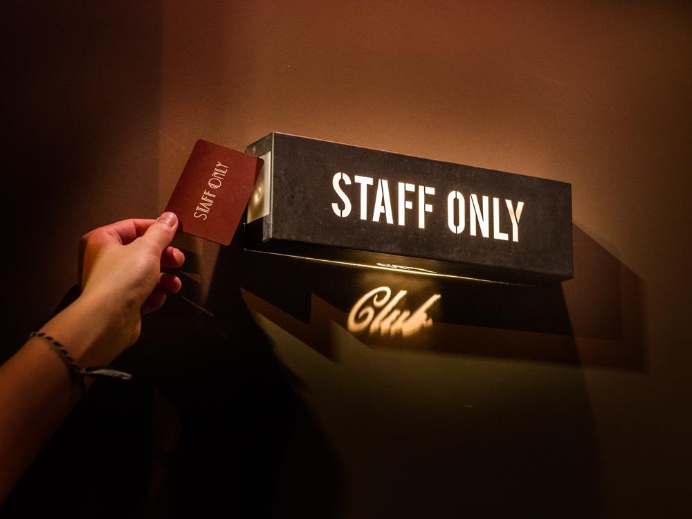 Staff Only Club/台北/台灣/清酒特調