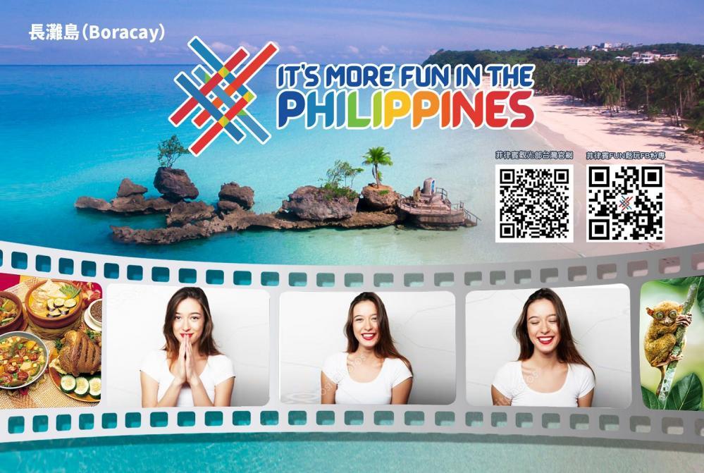 海灘/宿霧/菲律賓/旅遊