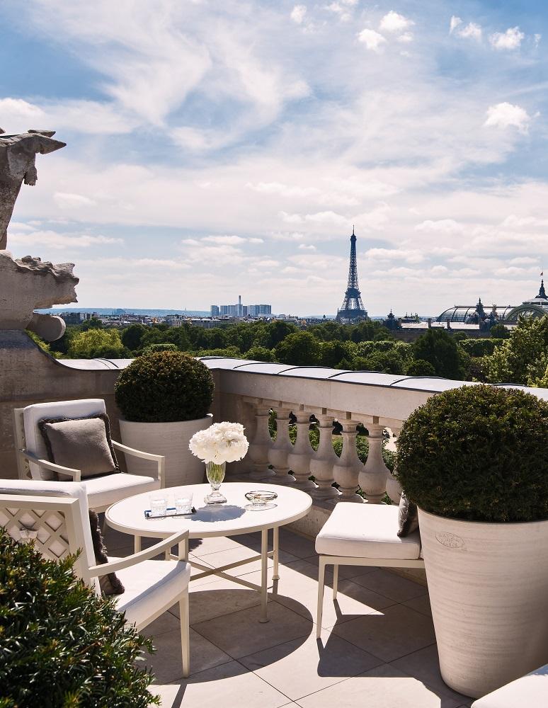 瑰麗酒店/法國/巴黎/旅遊