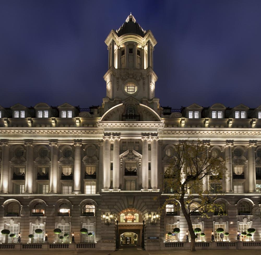 瑰麗酒店/英國/倫敦/旅遊