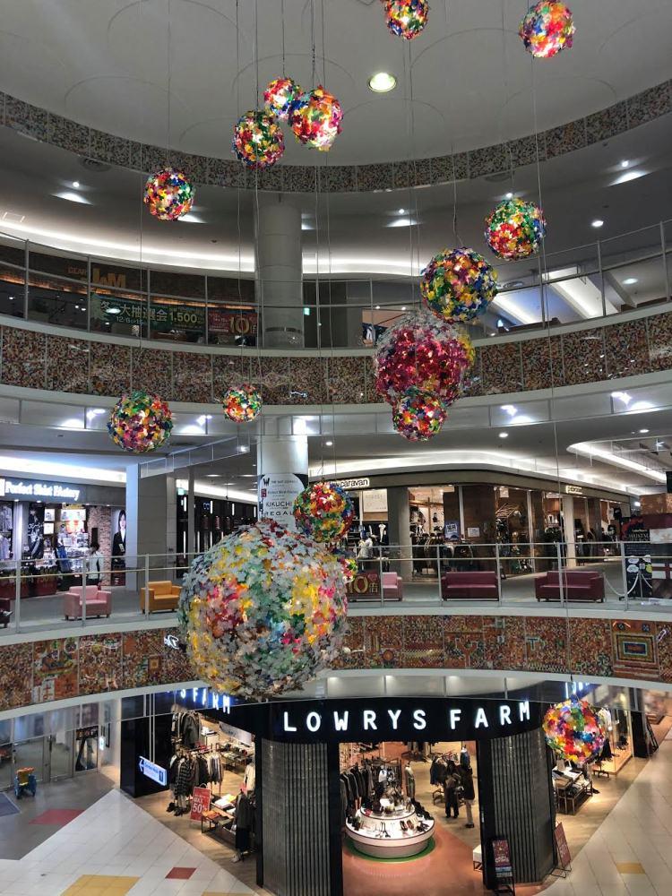 AEON LakeTown/全日本最大購物中心/埼玉/東京/日本