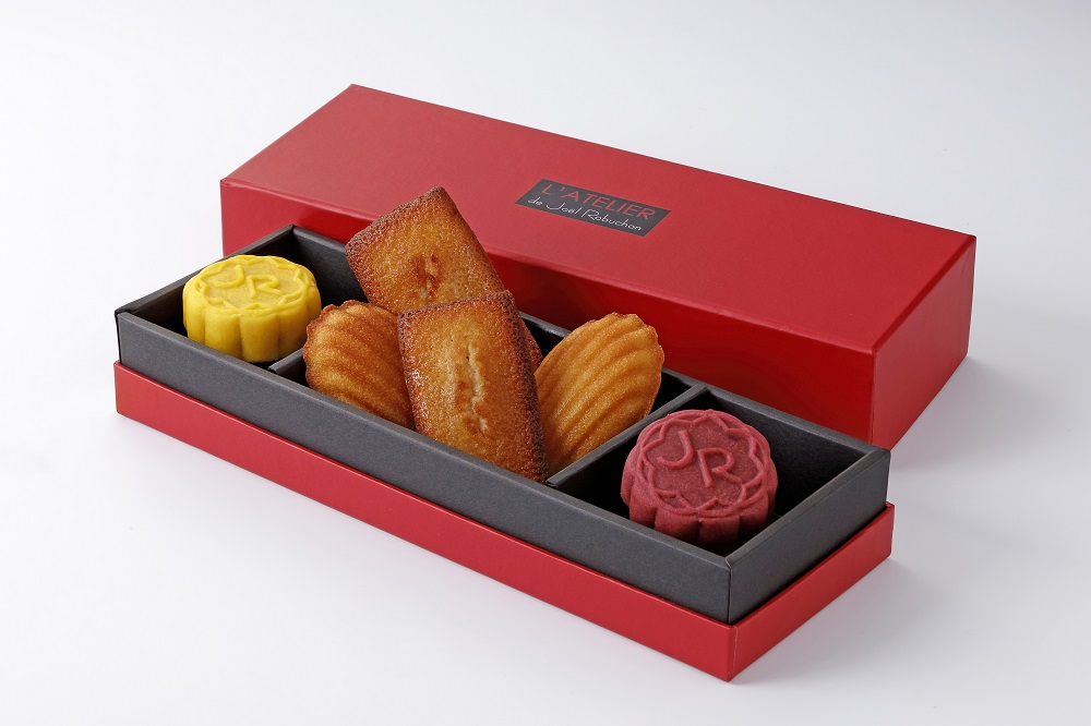 侯布雄法式茶點沙龍/台灣/美食/米其林/中秋禮盒