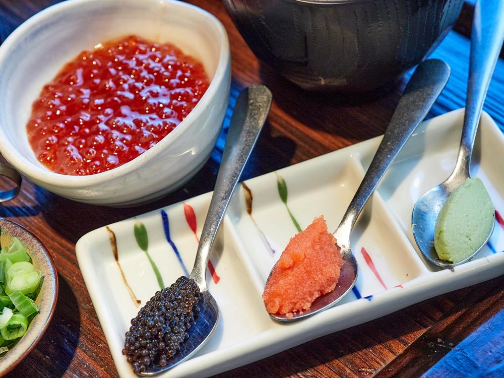鮭魚卵/菜色/套餐/開丼/台灣
