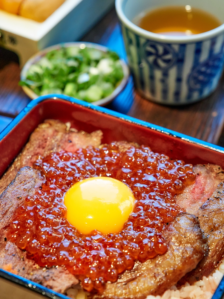 海膽/鮭魚卵/牛排/菜色/套餐/開丼/台灣