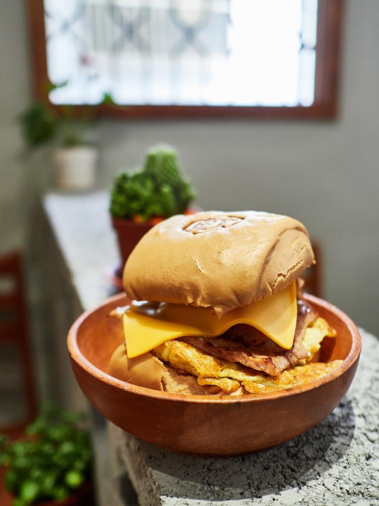 漢堡/早午餐/軟食力/行天宮/台北