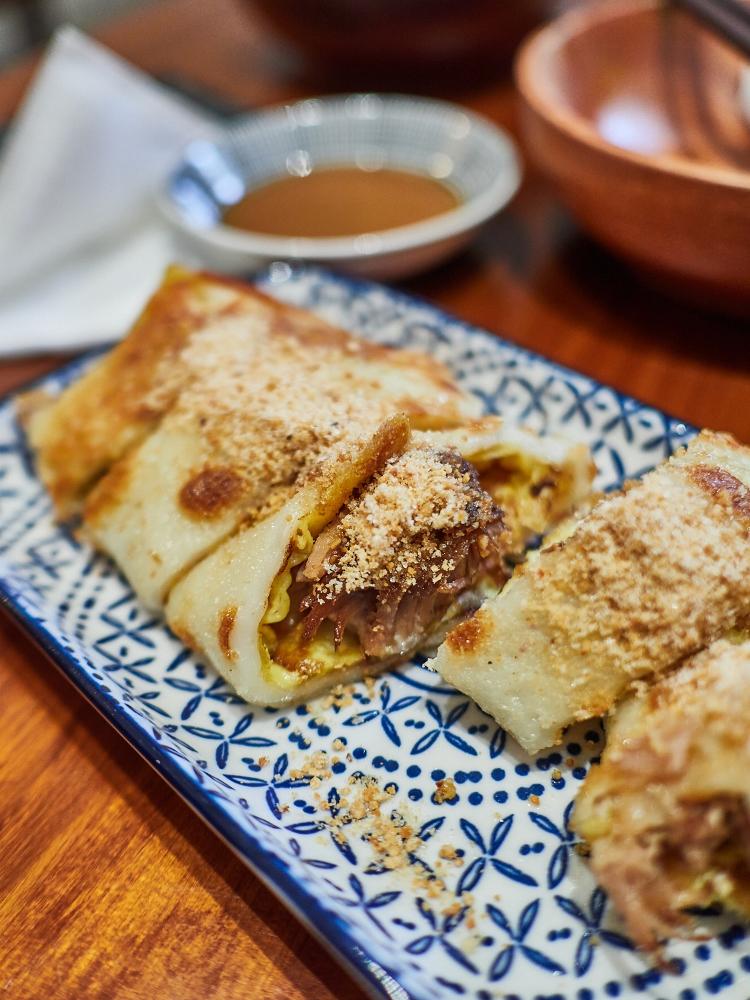 灶咖控肉軟蛋餅/早午餐/軟食力/行天宮/台北
