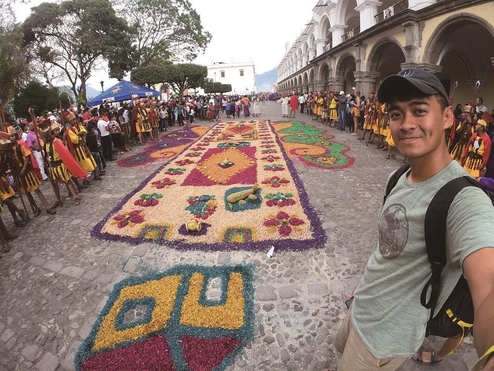 瓜地馬拉/聖週/海外旅遊/融融歷險記/創意生活/邦交國/遊記