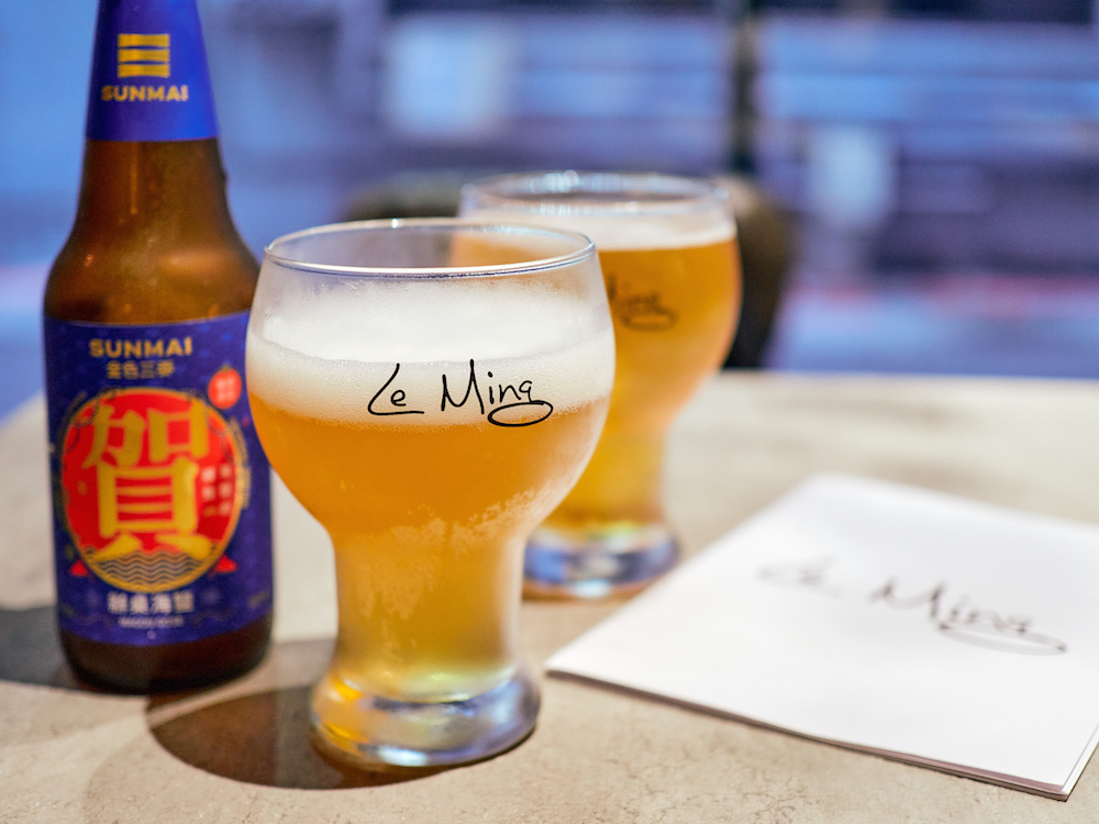 酒/Le Ming/中山拉麵/拉麵推薦/台北拉麵/中山/台灣