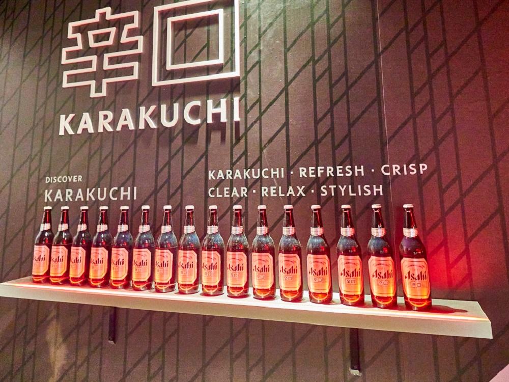 酒/Asahi SUPER DRY/日式料理/美食/台北/台灣