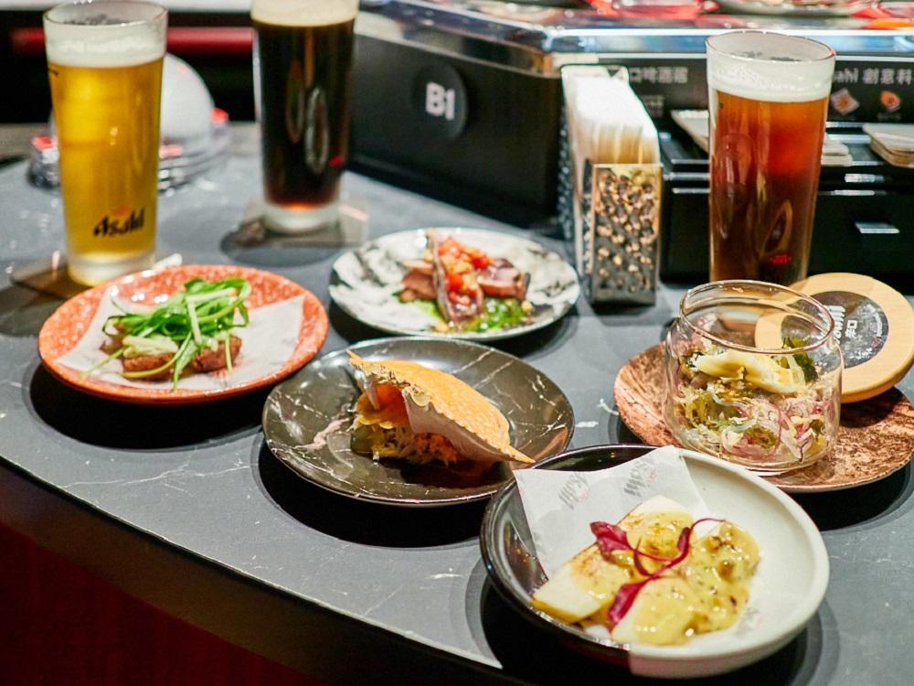 料理/Asahi SUPER DRY/日式料理/美食/台北/台灣