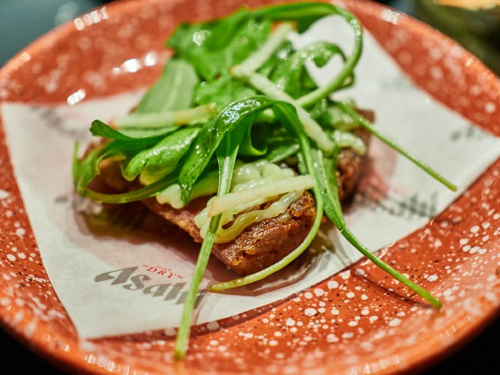 Mathariri香腸/Asahi SUPER DRY/日式料理/美食/台北/台灣
