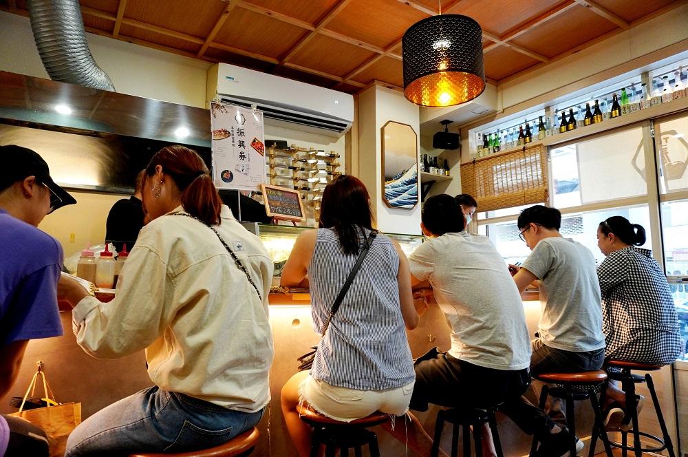 座位區/THE 春/日式料理/美食/台北/台灣