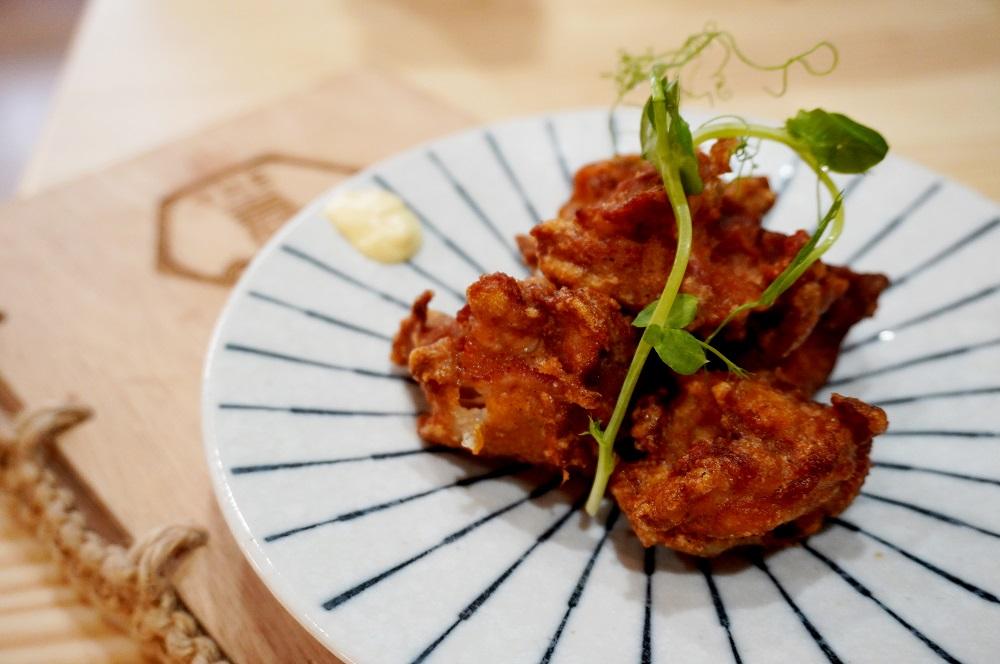 轟炸唐揚雞/THE 春/日式料理/美食/台北/台灣