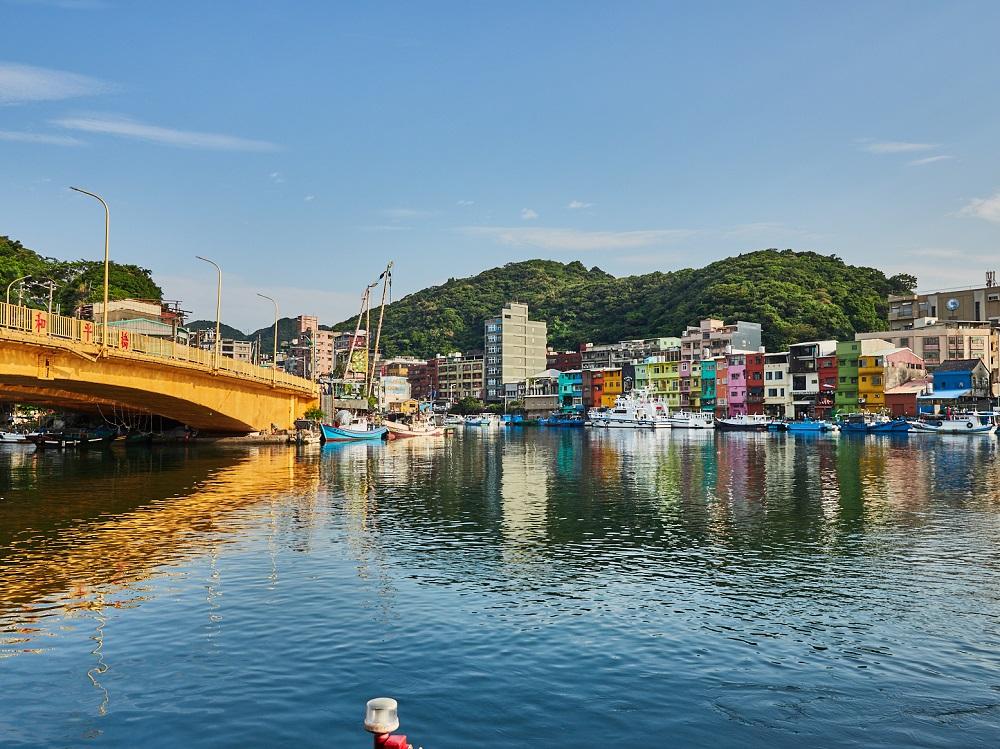 幸福水路方舟/裝置藝術/旅遊/基隆/台灣