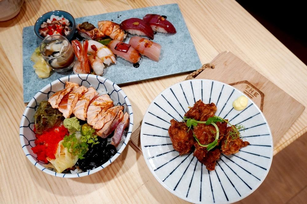海鮮料理/THE 春/日式料理/美食/台北/台灣