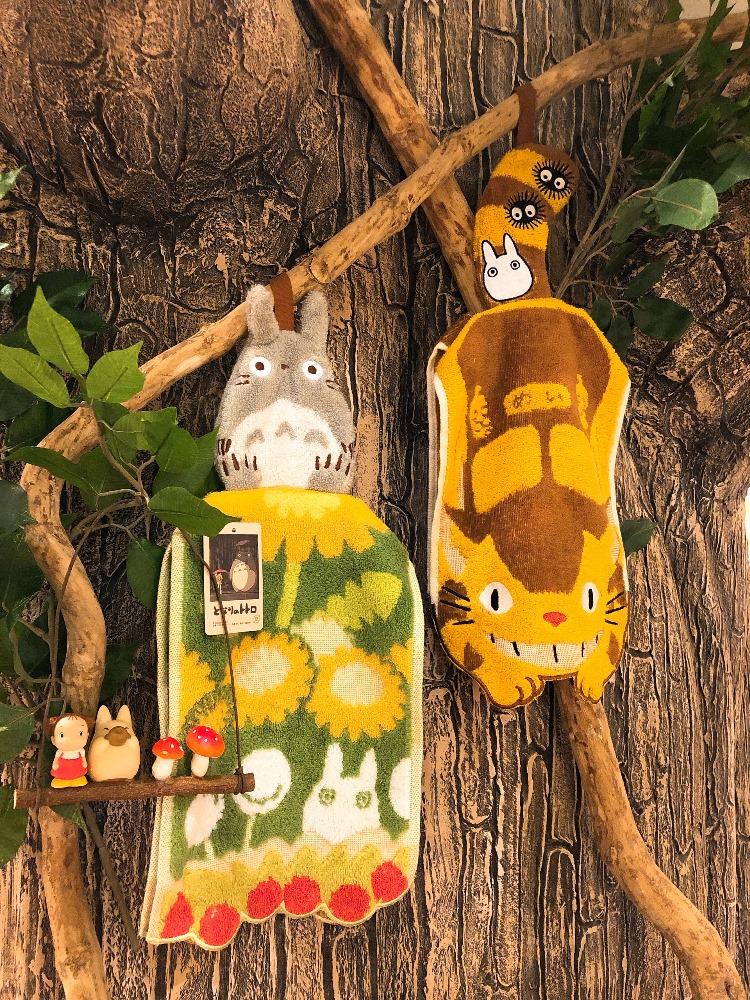 娃娃形擦手掛巾/橡子共和國台中店/橡子共和國/吉卜力工作室作品週邊商品/台中中港/台中旅遊