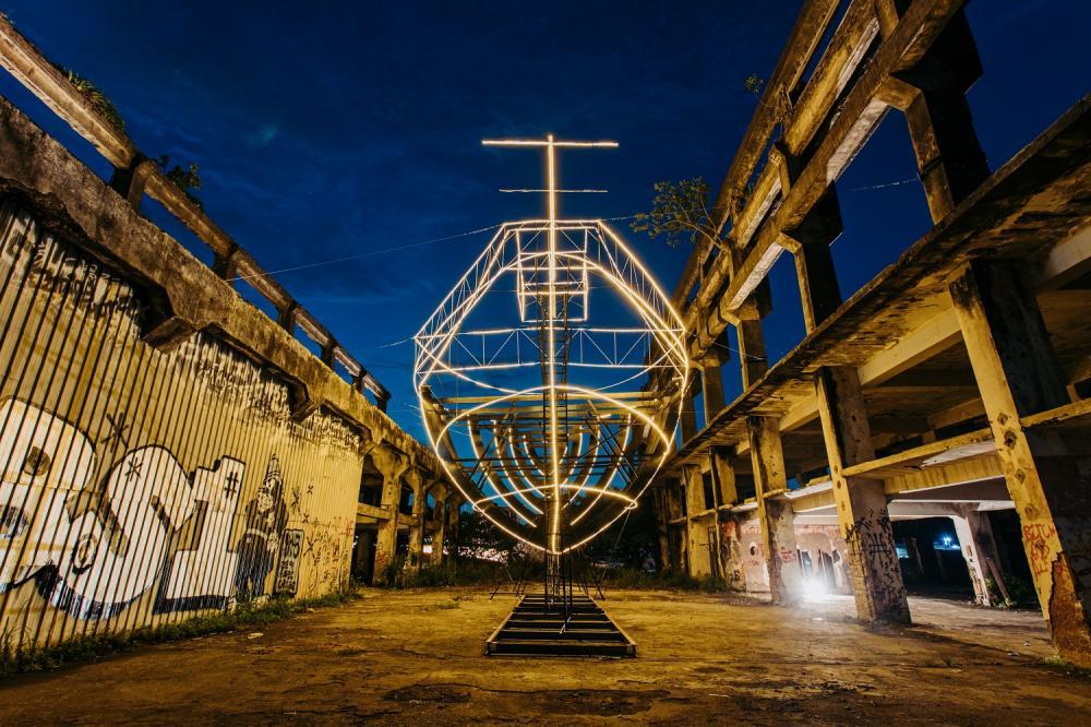 2020基隆潮藝術/基隆/台灣/阿根納的船
