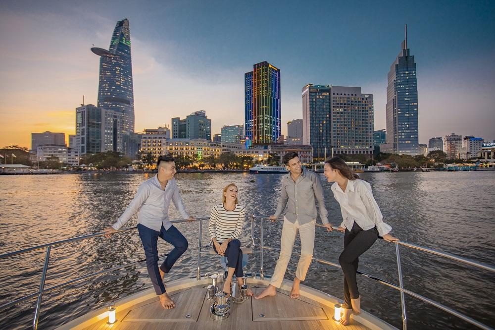西貢萬韻酒店/遊艇/旅遊/胡志明市/越南