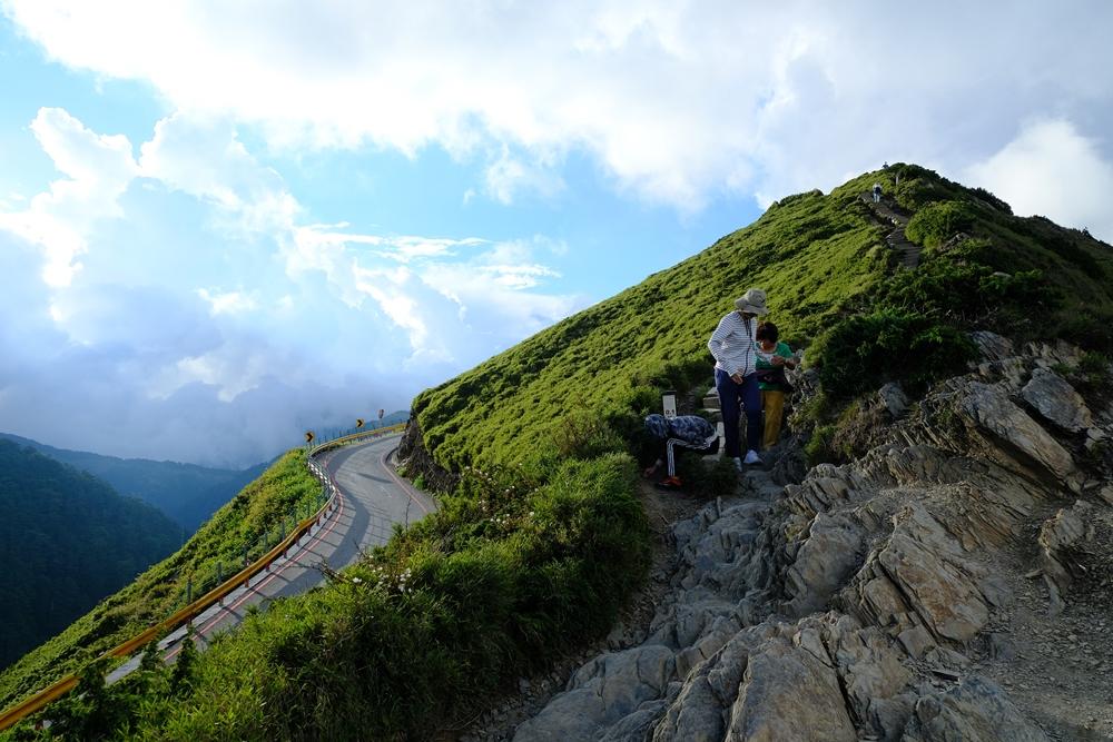 石門山/公路/合歡群峰步道/南投旅遊/合歡群峰/深度旅遊/台灣步道