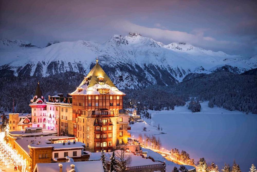 Heavens Portfolio/滑雪場/阿爾卑斯山/法國