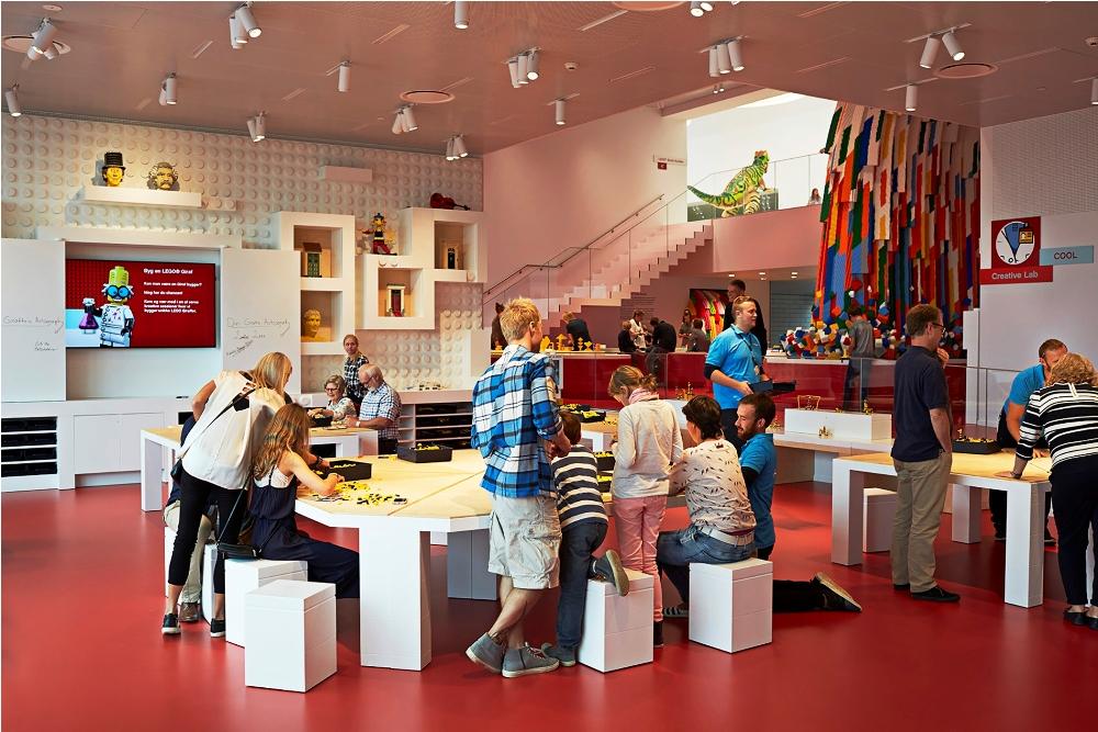LEGO® House/丹麥/旅遊/樂高體驗館